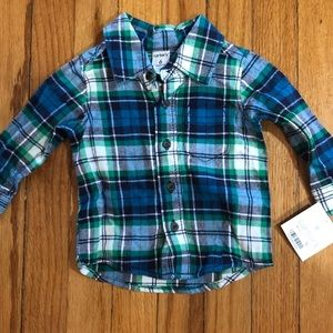 NWT Carter's size 6 months